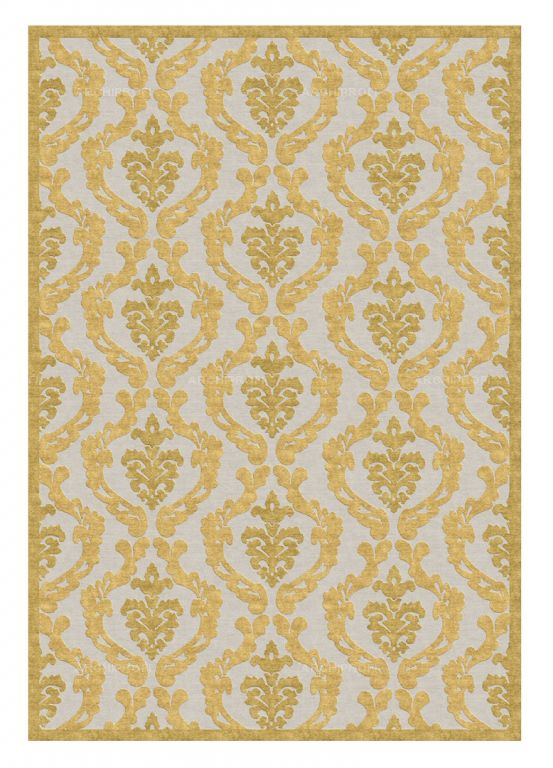 Предметы Фото Damask Gold New Rug Collection Ковер Классицизм New Rug