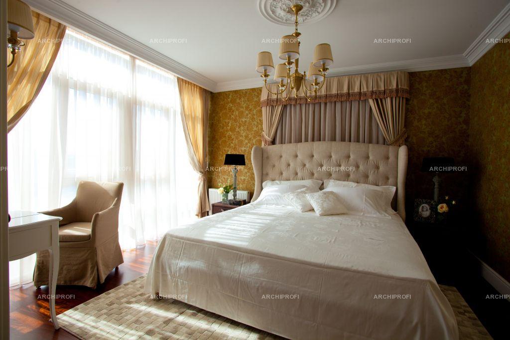Дизайн спальни в краснодаре