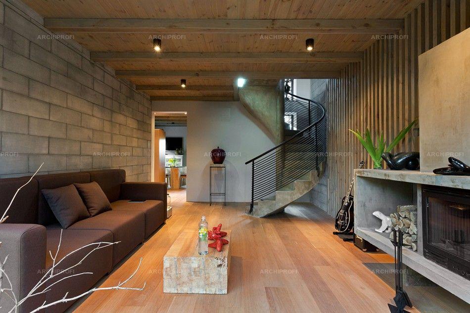 Дизайн интерьера дома 100 м кв фото