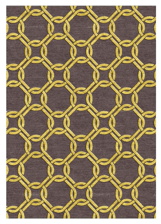 Предметы Фото Seine Gold New Rug Collection Ковер Ар-деко New Rug