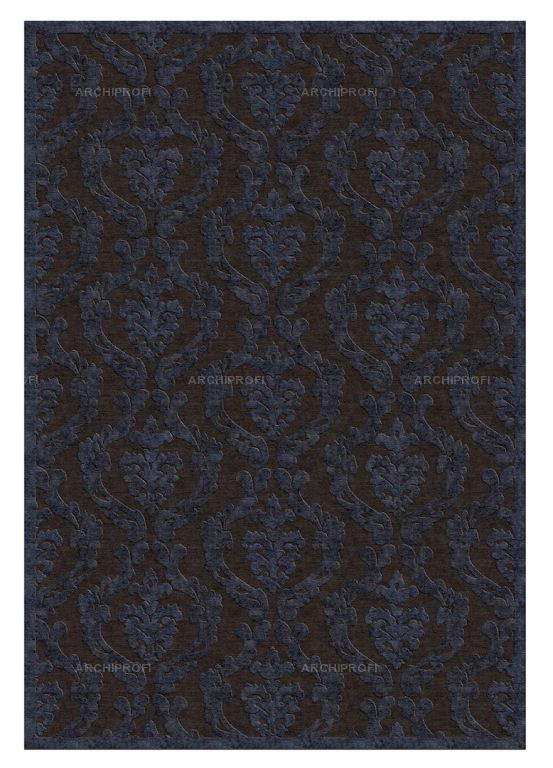 Предметы Фото Damask Brown New Rug Collection Ковер Классицизм New Rug