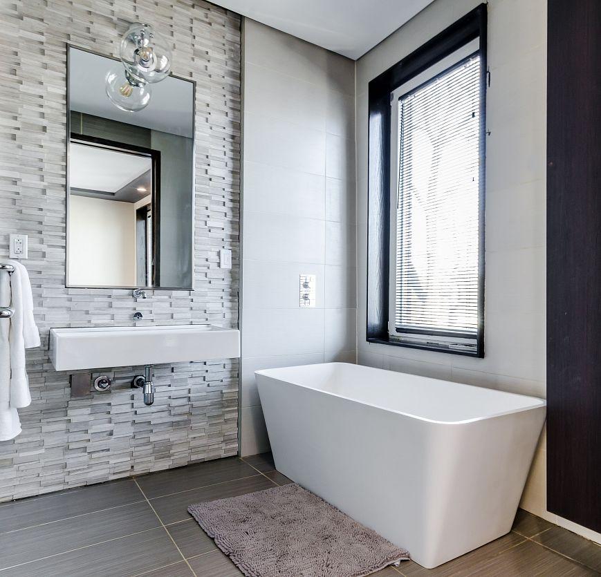 Интерактивная ванная комната Смеситель D&K Furth Bayern DA1222101 для раковины