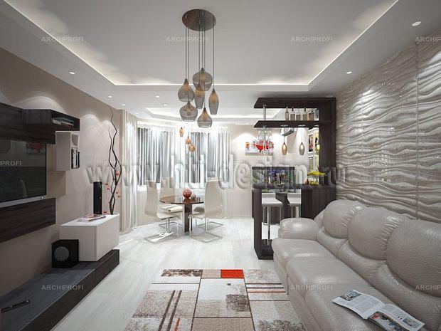 Дизайн гостиная 25 кв м