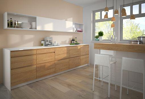 Раздвижные фасады для кухни