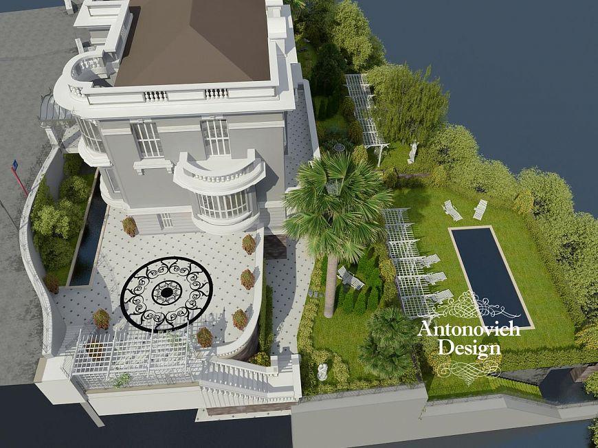 Ландшафтный дизайн в СанктПетербурге ДриадаС