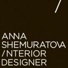 ANNA SHEMURATOVA interior designer